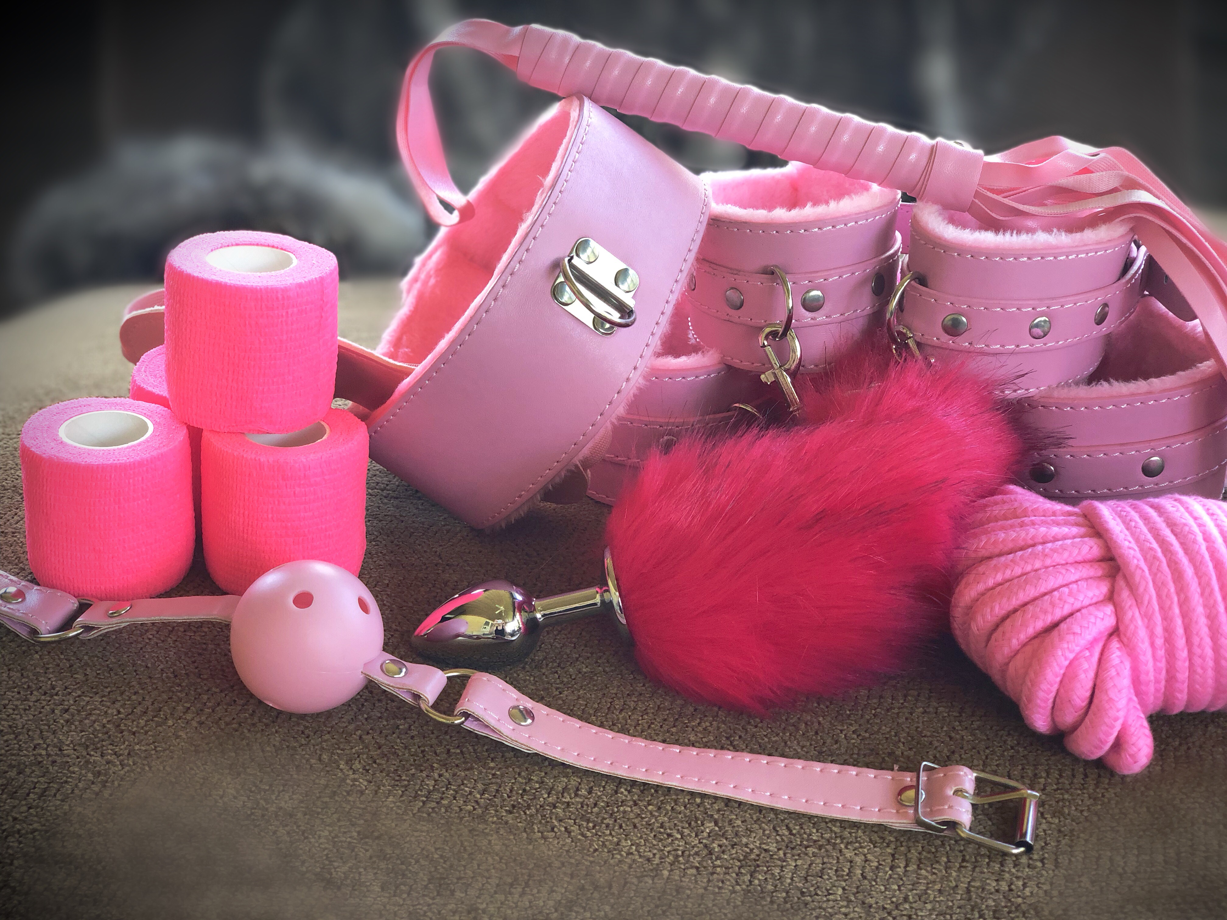 pink, bondage, sissy, slut, sissification, feminization, forced