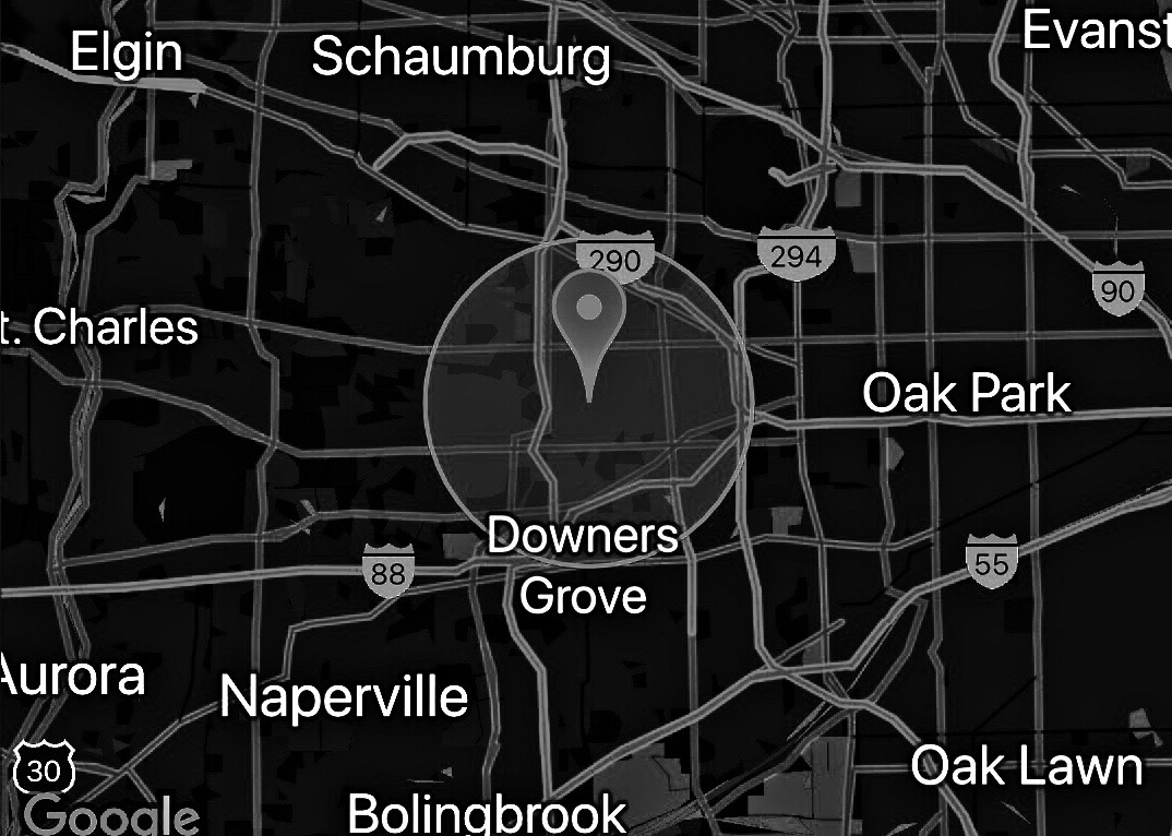 chicago dominatrix location dungeon den suburbs near chicago ohare loop